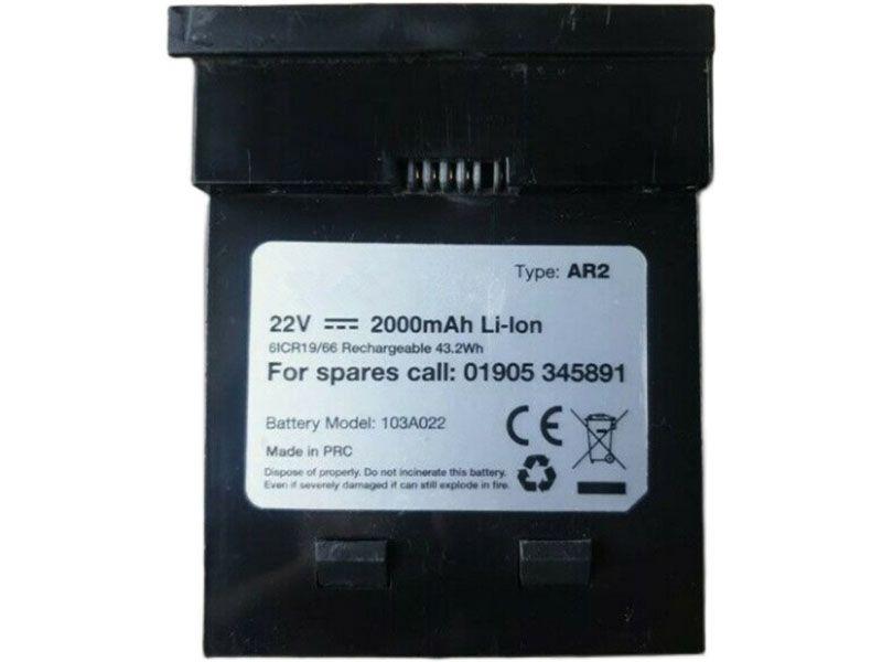 103A022 Batteria ricambio