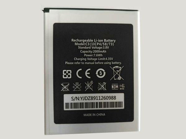 c3 Batteria Per Cellulare
