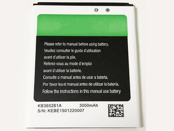 KB365261A Batteria Per Cellulare