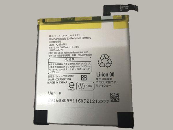 UBATIA269AFN1 Batteria Per Cellulare