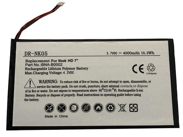 BNA-B0002 Batteria del tablet