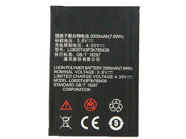 LI3820T43P3H785439 Batteria Per Cellulare