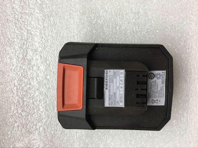B_12/2.6 Batteria ricambio