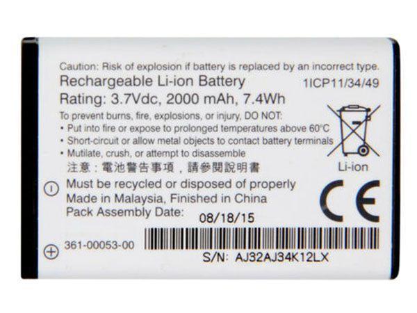 361-00053-00 Batteria ricambio