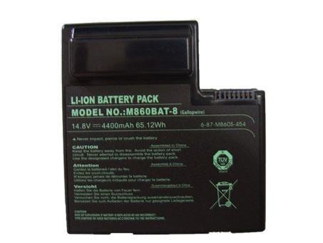 6-87-M860S-454 Batteria portatile