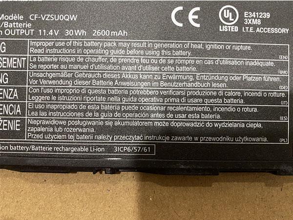 Panasonic CF-VZSU0QW