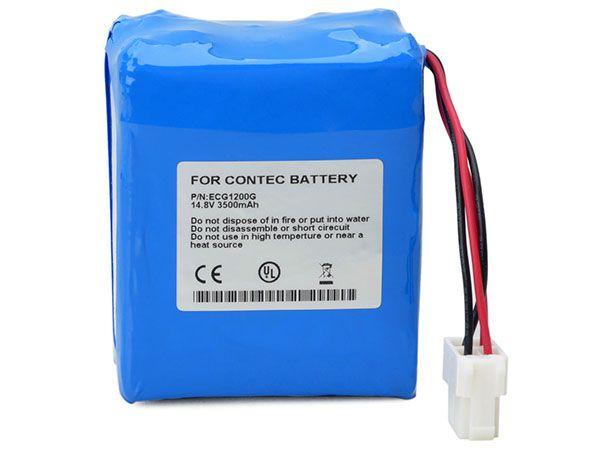 ECG-1200G Batteria ricambio