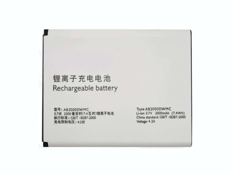 AB2000DWMC Batteria Per Cellulare