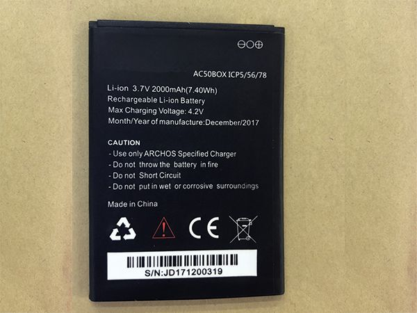 AC50BOX Batteria Per Cellulare