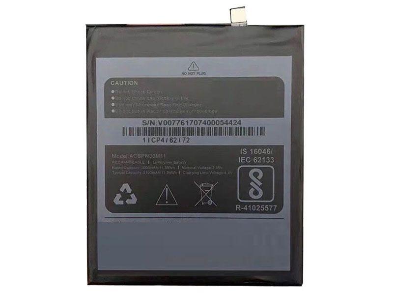 ACBPN30M11 Batteria Per Cellulare