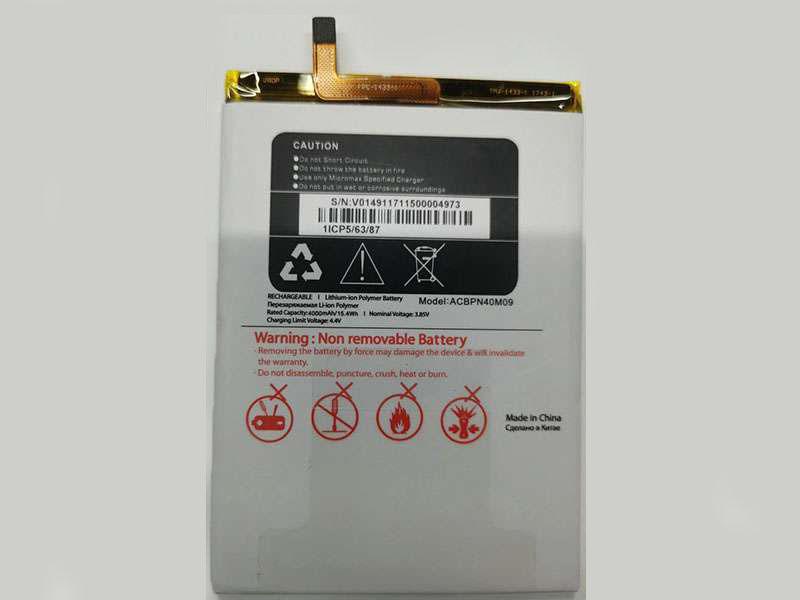 ACBPN40M09 Batteria Per Cellulare