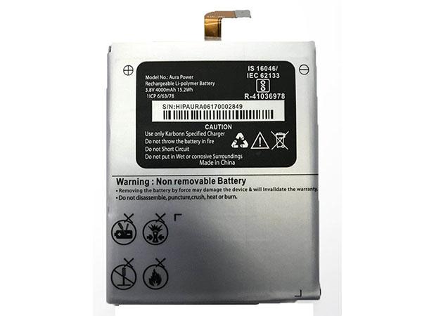 AURA_POWER Batteria Per Cellulare