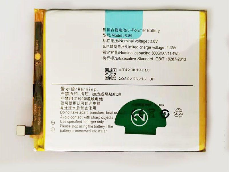 B-89 Batteria Per Cellulare