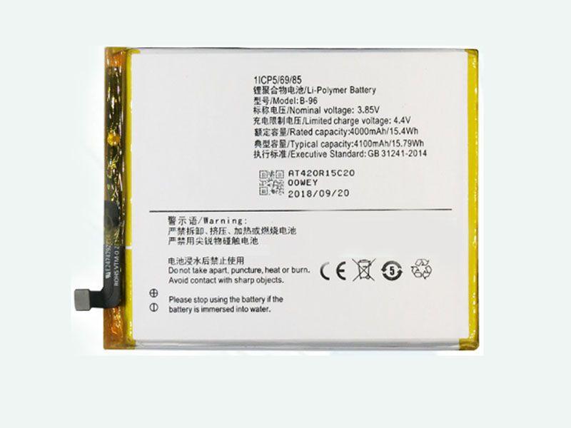 B-96 Batteria Per Cellulare