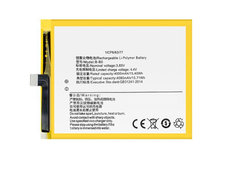 B-B0 Batteria Per Cellulare