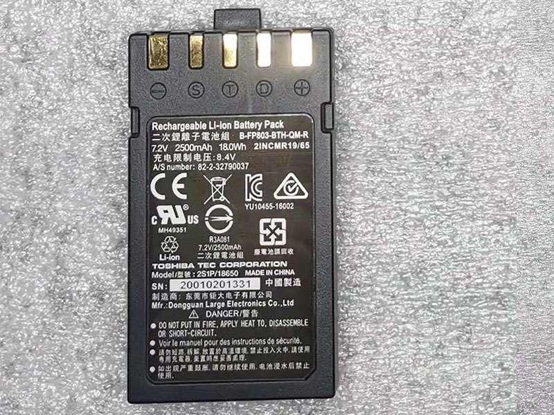 B-FP803-BTH-QM-R Batteria ricambio
