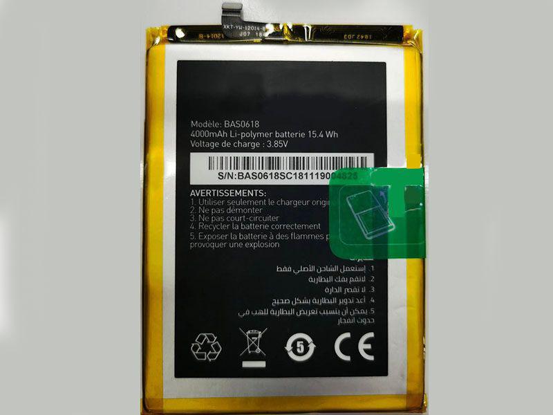 BAS0618 Batteria Per Cellulare