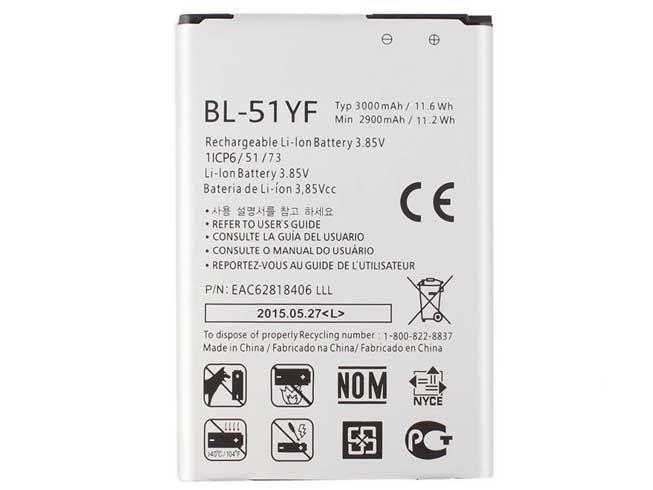BL-51YF Batteria Per Cellulare