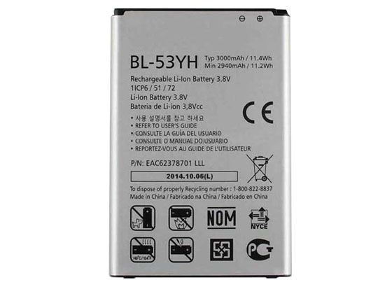 BL-53YH Batteria Per Cellulare
