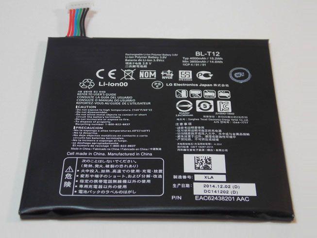 BL-T12 Batteria del tablet