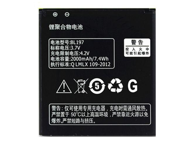BL197 Batteria Per Cellulare
