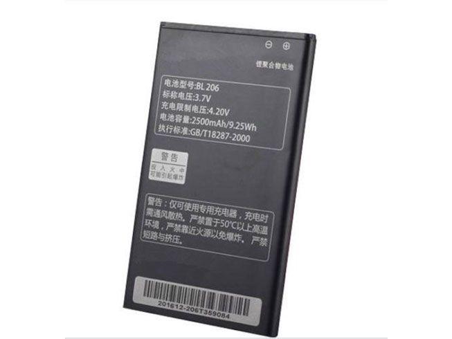 BL206 Batteria Per Cellulare