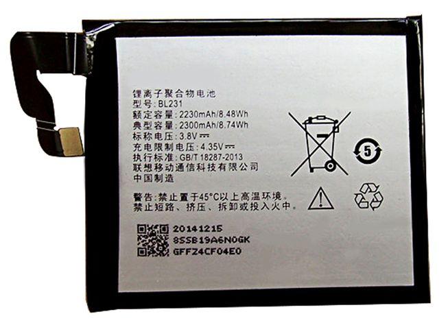 BL231 Batteria Per Cellulare