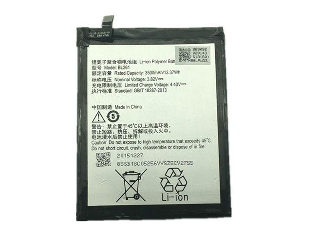 BL261 Batteria Per Cellulare