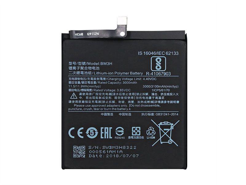 BM3H Batteria Per Cellulare