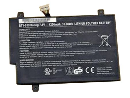 BTY-S19 Batteria portatile