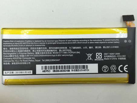 C11-A80 Batteria Per Cellulare