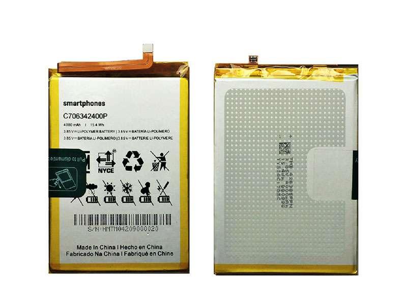 C706342400P Batteria Per Cellulare