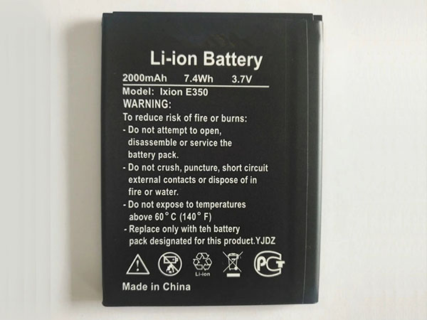 Ixion_E350 Batteria Per Cellulare