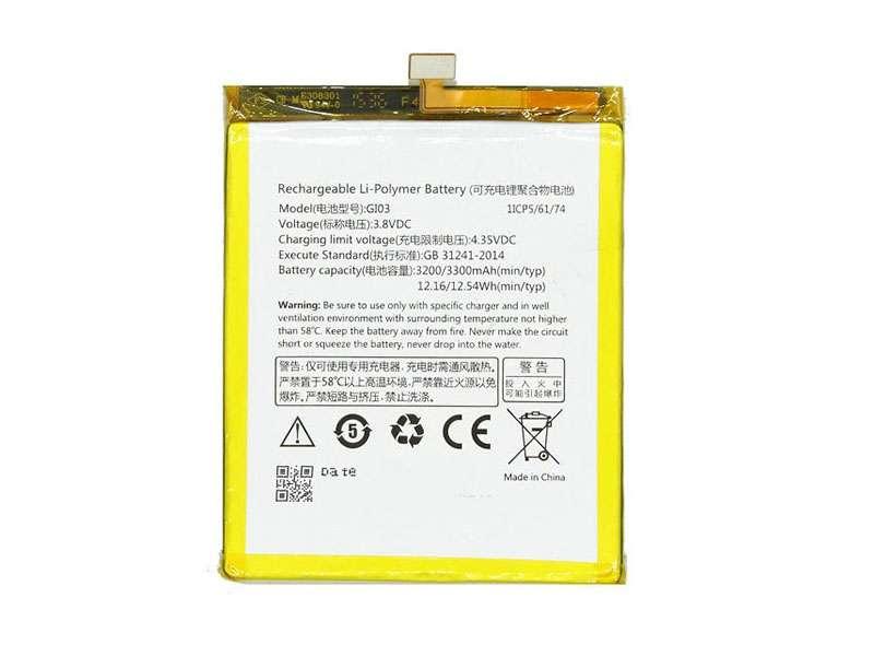 GI03 Batteria Per Cellulare