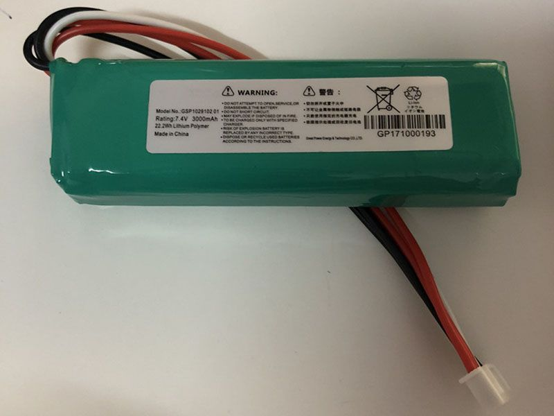 GSP1029102_01 Batteria ricambio