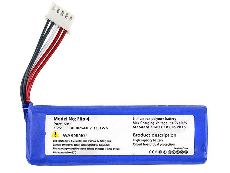 GSP872693-01A Batteria ricambio