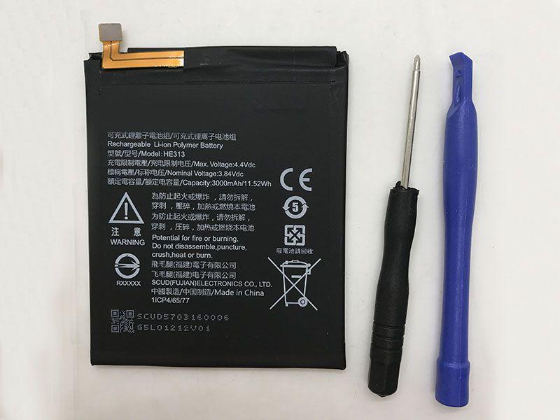 HE313 Batteria Per Cellulare
