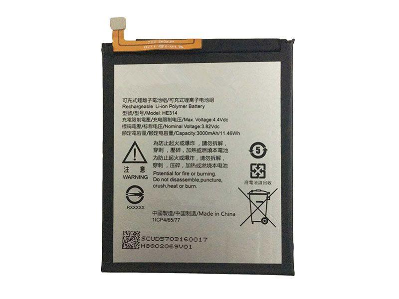 HE314 Batteria Per Cellulare