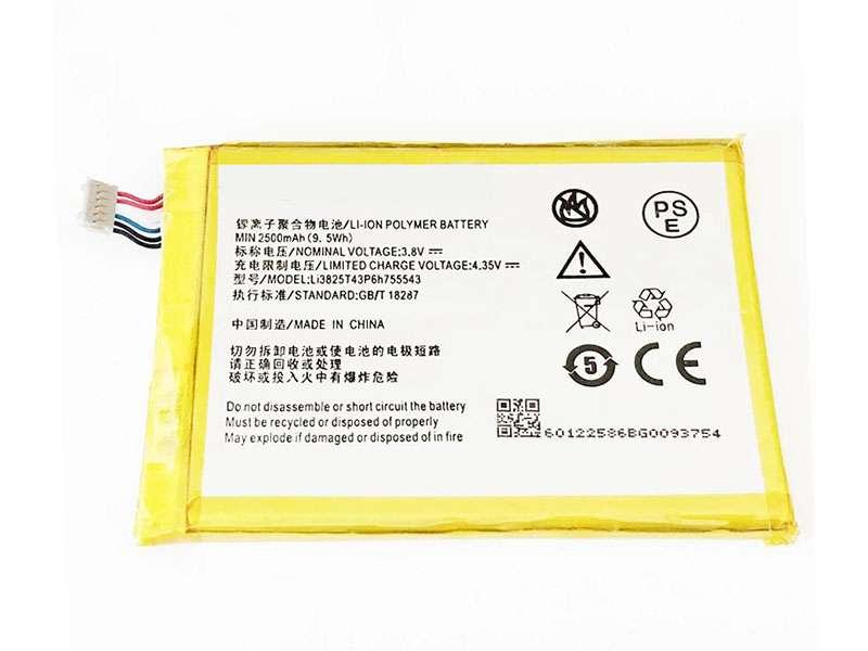 LI3825T43P6H755543 Batteria Per Cellulare