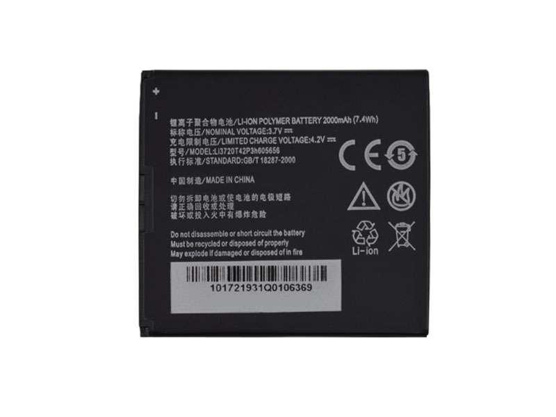 Li3720T42P3h605656 Batteria Per Cellulare
