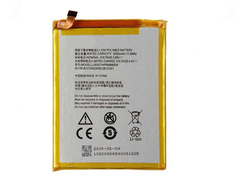 Li3930T44P8h866534 Batteria Per Cellulare