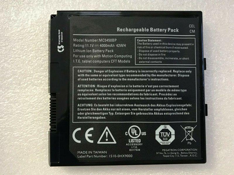 MC5450BP Batteria portatile