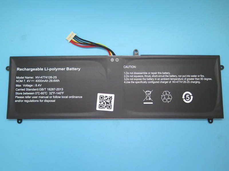 NV-4774126-2S Batteria portatile