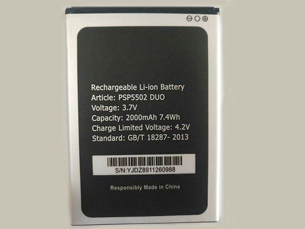 PSP5502DUO Batteria Per Cellulare