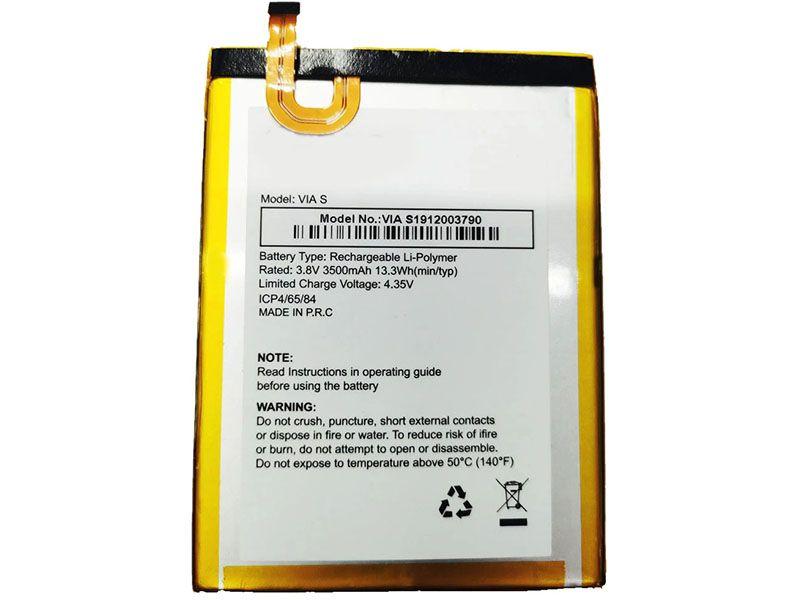 VIA_S Batteria Per Cellulare