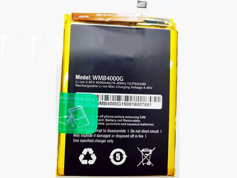 WMB4000G Batteria Per Cellulare