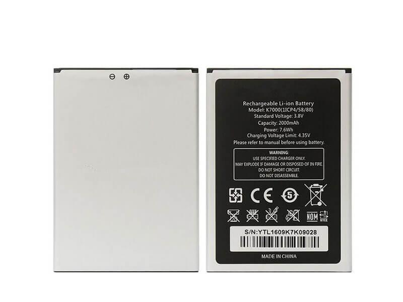 K7000 Batteria Per Cellulare