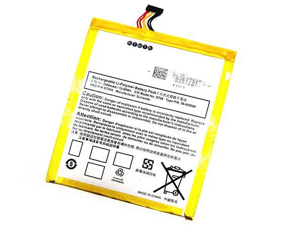 58-000084 Batteria del tablet