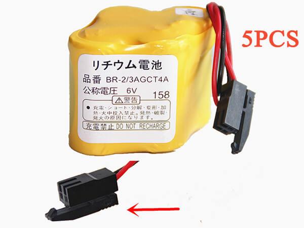 BR-2/3AGCT4A Batteria ricambio