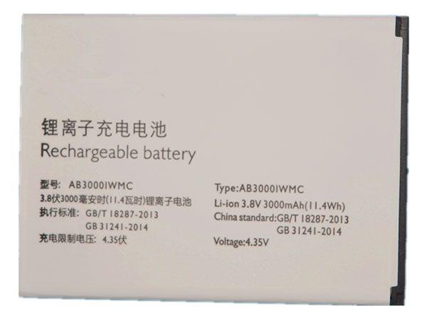 AB3000IWMC Batteria Per Cellulare